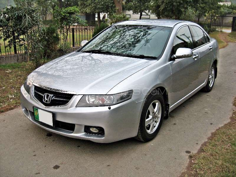honda accord cl7 2002 for sale in lahore pakwheels. Black Bedroom Furniture Sets. Home Design Ideas