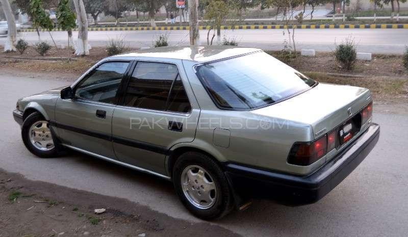 Honda Accord EX 1986 Image-3