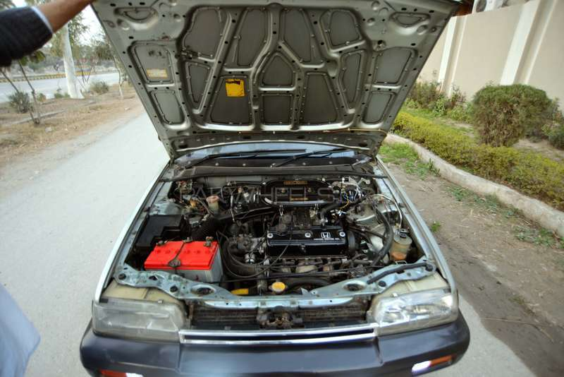 Honda Accord EX 1986 Image-6