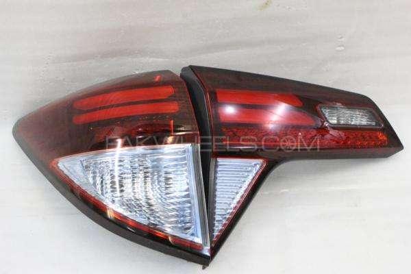 honda vezel left tail lamp Image-1