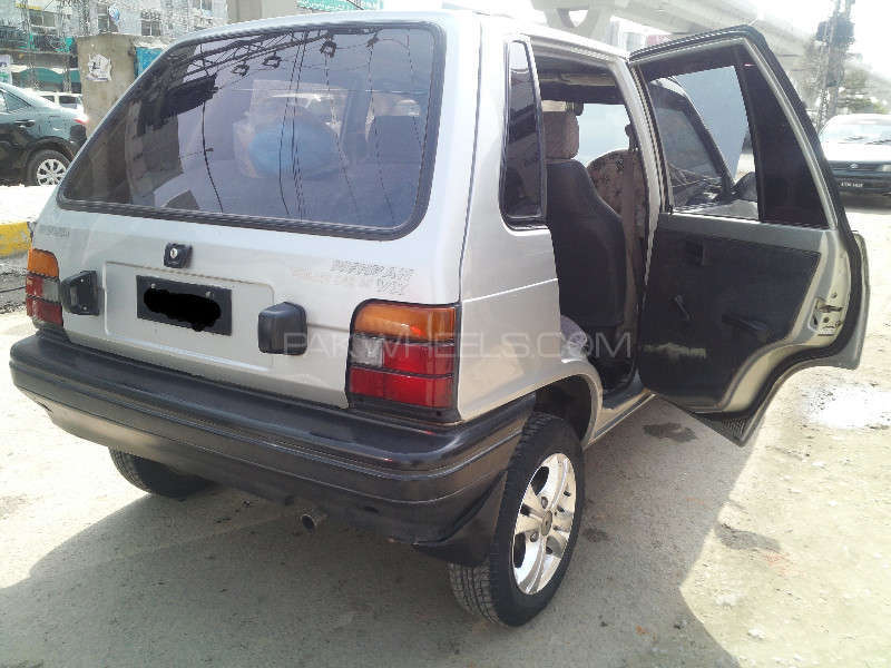 Suzuki Mehran VX (CNG) 2003 Image-5