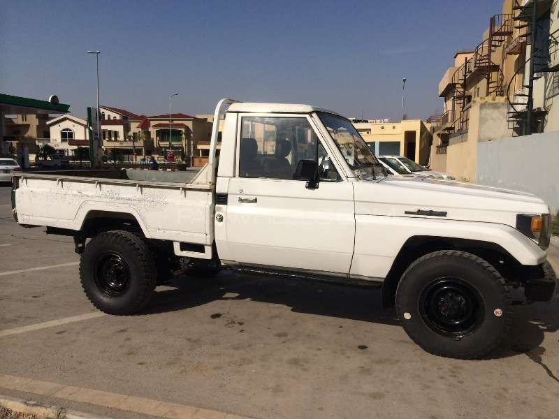 Toyota Land Cruiser Pickup 1990 For Sale In Islamabad