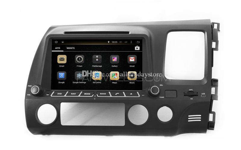 Civic 2007 DVD Player Image-1