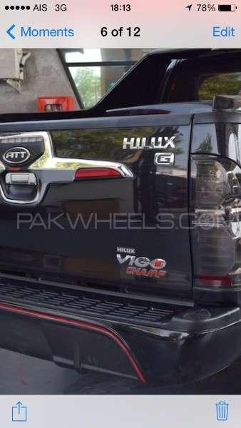 Toyota Hilux Vigo Champ G 2013 Image-6