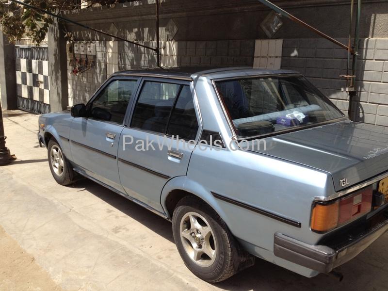 used toyota corolla gl 1982 car for sale in karachi 374695 pakwheels. Black Bedroom Furniture Sets. Home Design Ideas