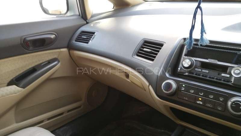 Honda Civic VTi 1.8 i-VTEC 2007 Image-5