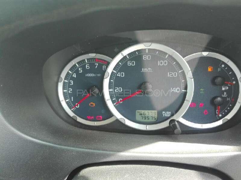 Mitsubishi Pajero Mini 2010 Image-5