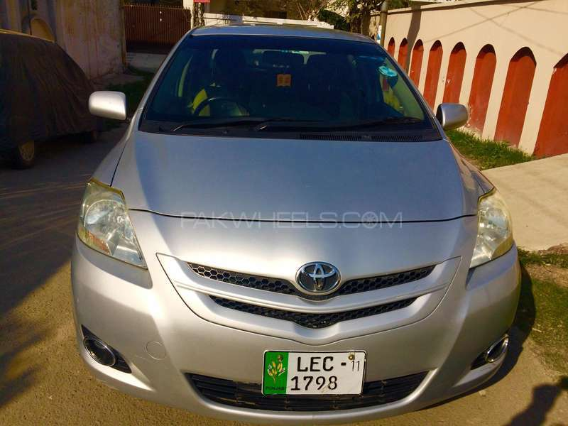 Toyota Belta X L Package 1.3 2006 Image-2