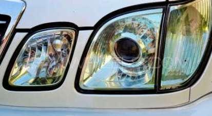 Toyota cygnus left head light Image-1