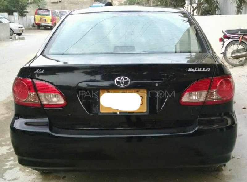 Toyota Corolla XLi 2006 Image-7