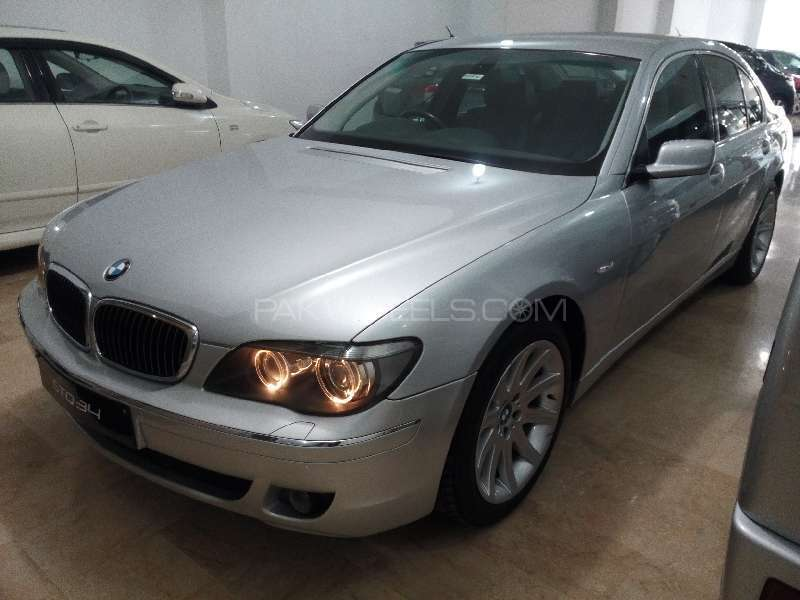 BMW 7 Series 730d 2005 Image-3