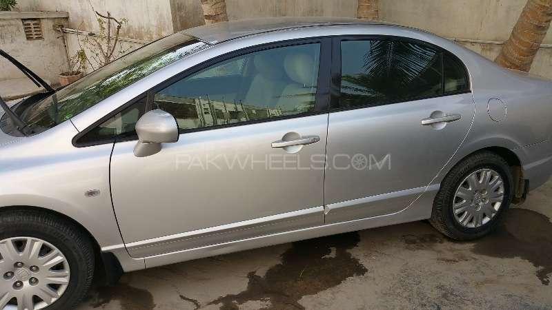 Honda Civic VTi 1.8 i-VTEC 2007 Image-6