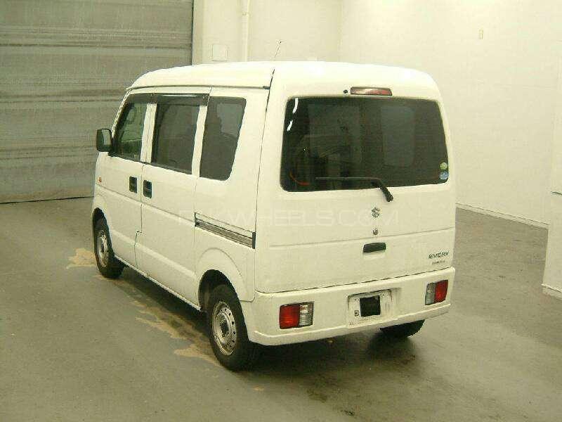 Suzuki Every GA 2010 Image-2
