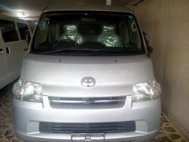 Toyota Town Ace 2010 Image-1