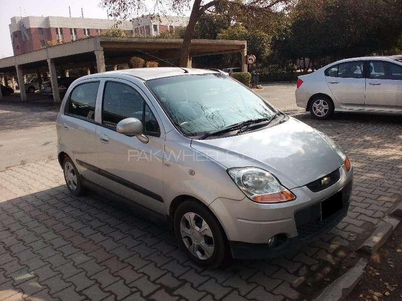 chevrolet matiz 2009 for sale in lahore pakwheels. Black Bedroom Furniture Sets. Home Design Ideas