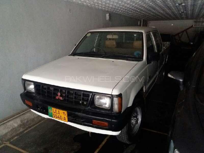 Mitsubishi L200 2.5 D/C 1991 Image-2
