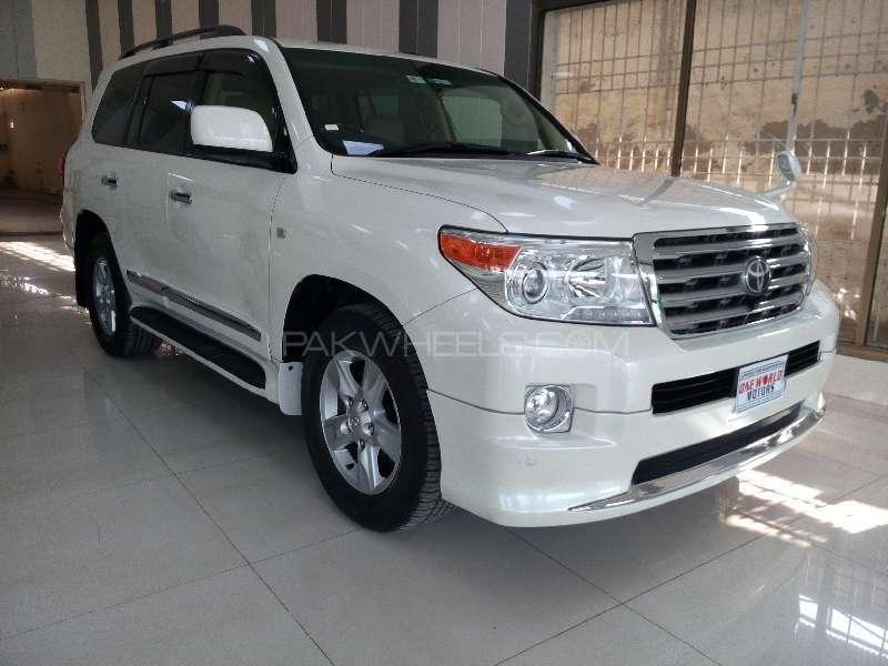 Toyota Land Cruiser AX G Selection 2009 Image-2