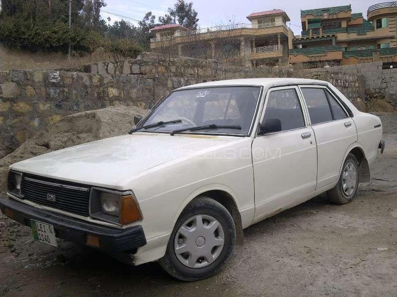 Datsun 120 Y 1981 Image-1