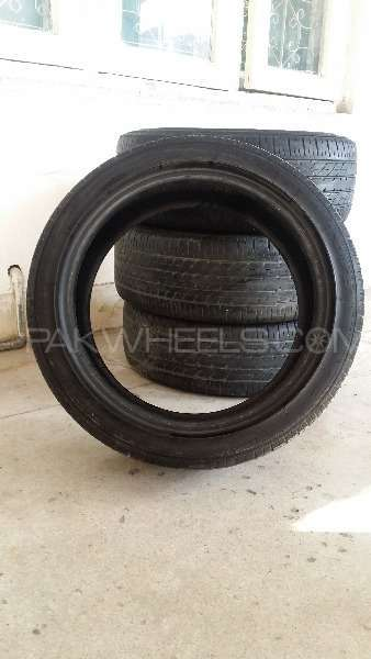 "Toyo Proxies R30 17"" tyres Image-1"