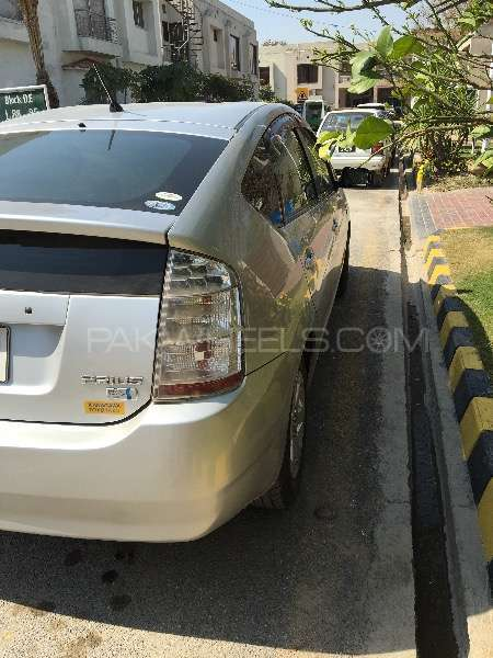 Toyota Prius S Touring Selection 1.5 2007 Image-4