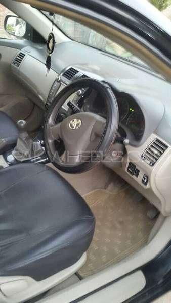 Toyota Corolla XLi VVTi 2009 Image-7