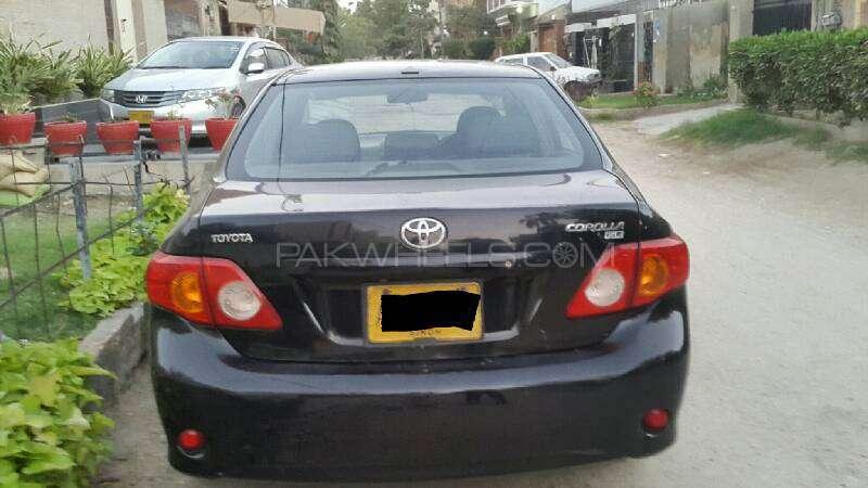 Toyota Corolla XLi VVTi 2009 Image-9