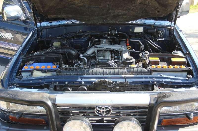 Toyota Land Cruiser VX 4.2D 1994 Image-8