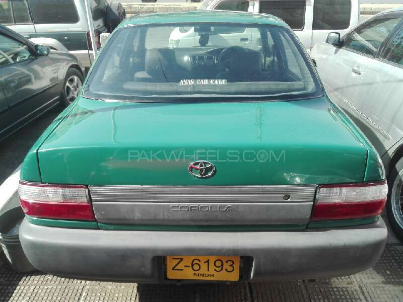 Toyota Corolla 1994 Image-6