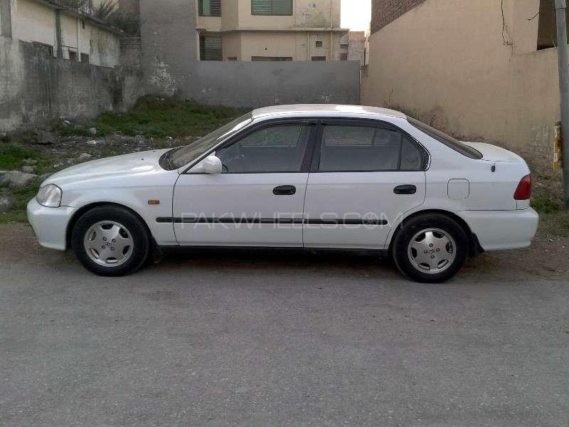 Honda Civic VTi 1.6 1999 Image-5