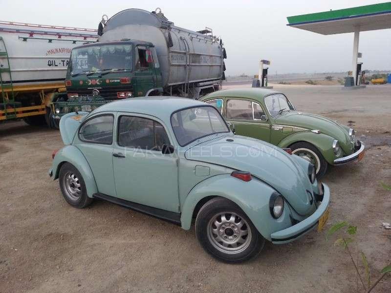 Volkswagen Beetle 1200 1972 Image-2