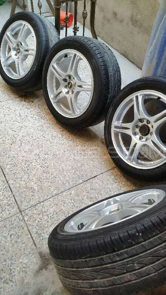 Original Japnese Rays 16 inch Rims For Sell Image-1