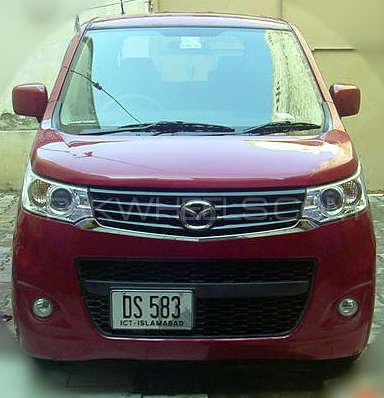 Mazda Flair Custom Style XS 2012 Image-1