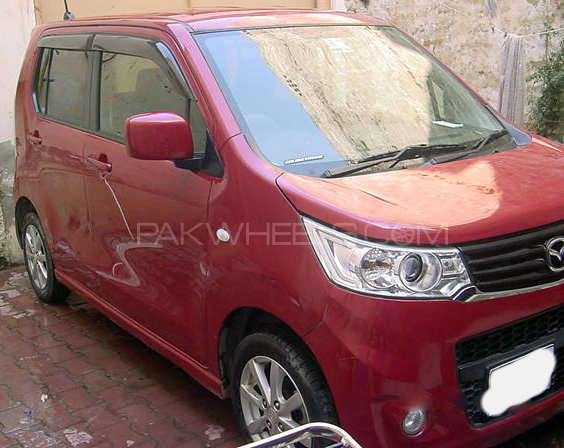 Mazda flair custom style xs 2012 for sale in islamabad for Flair custom homes
