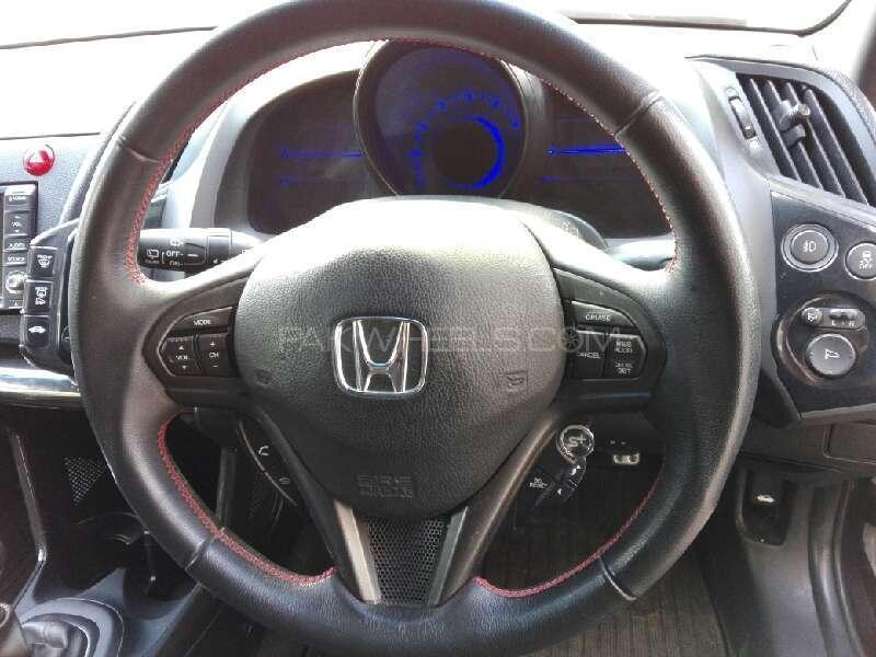 Honda CR-Z Sports Hybrid 2013 Image-6