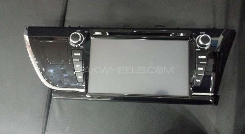 corolla 2015 9 inches dvd player Image-1