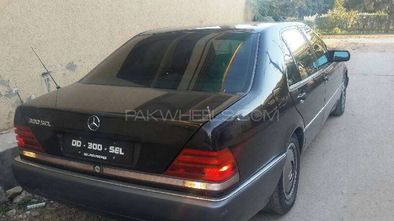 Mercedes benz s class 300sel 1993 for sale in islamabad for Used mercedes benz s