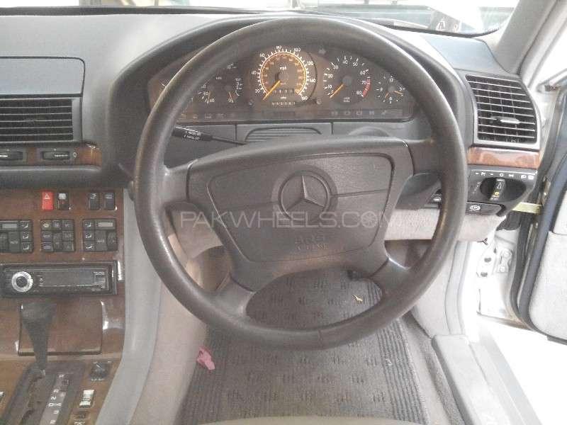 Mercedes Benz S Class S 320 1993 Image-4