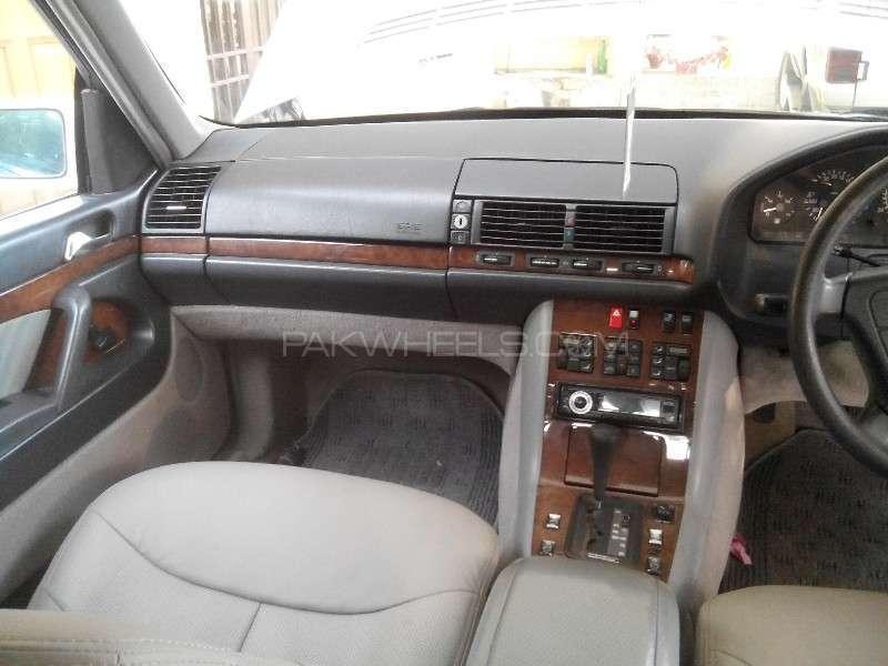 Mercedes Benz S Class S 320 1993 Image-5