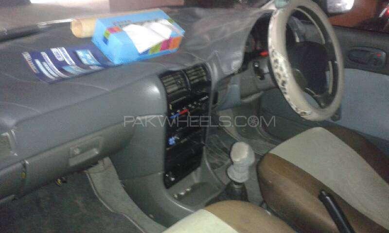 Suzuki Cultus VXR (CNG) 2006 Image-2