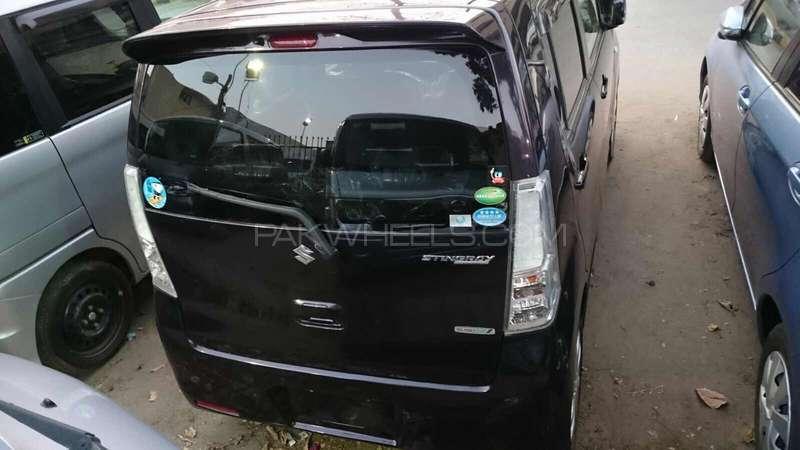 Suzuki Wagon R Stingray X IDLING STOP 2012 Image-5