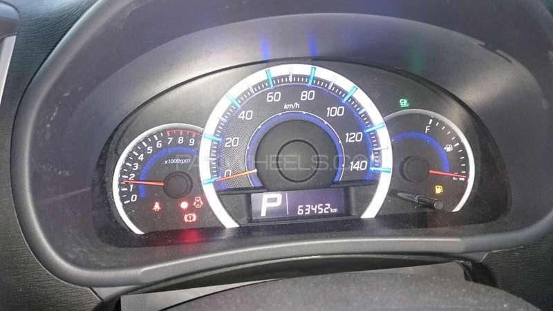 Suzuki Wagon R Stingray X IDLING STOP 2012 Image-9