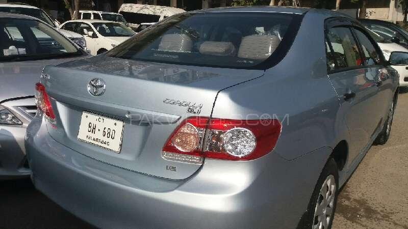 Toyota Corolla GLi Automatic 1.6 VVTi 2014 Image-3