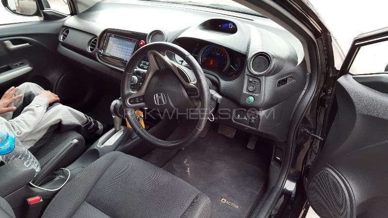 Honda Insight HDD Navi Special Edition 2012 Image-4