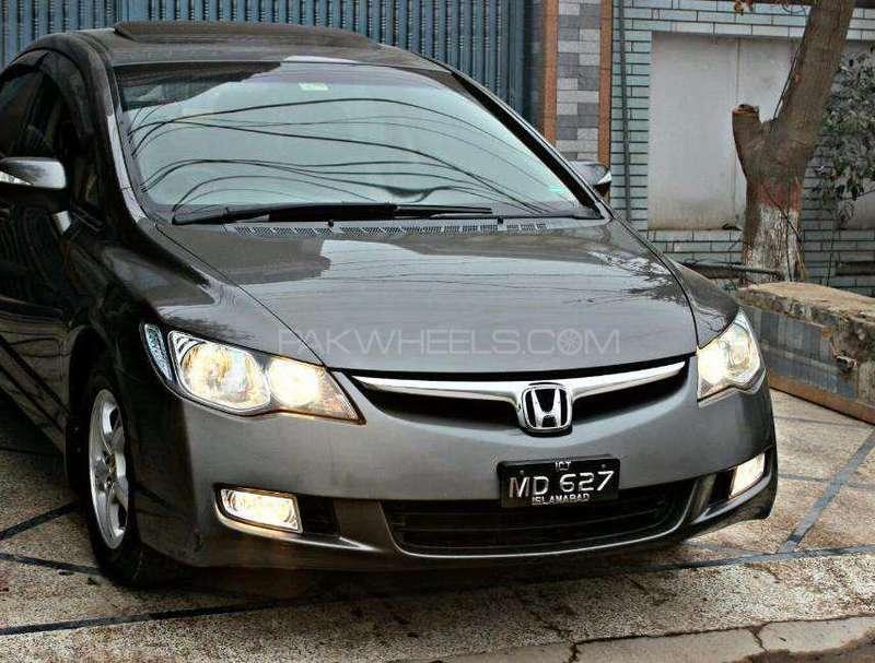 Honda civic vti oriel prosmatec 1 8 i vtec 2007 for sale for 2007 honda civic oil capacity