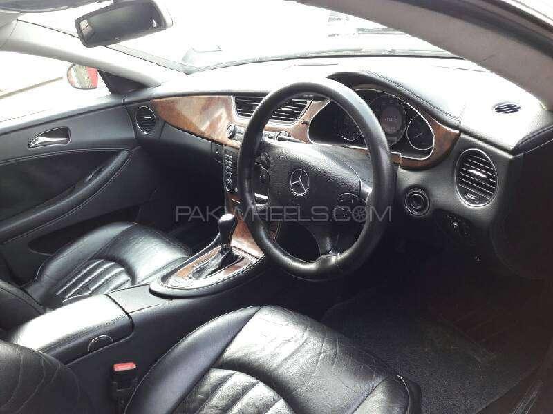 Mercedes Benz CLS Class CLS350 2006 Image-4