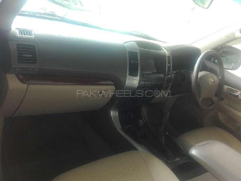 Toyota Prado 2002 Image-4