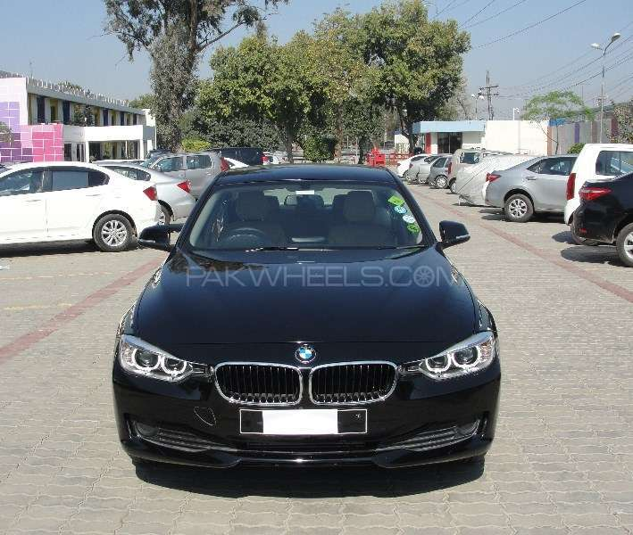 Used BMW 3 Series 316i 2015 Car For Sale In Lahore