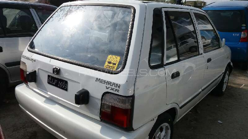 Suzuki Mehran VXR 2006 Image-4