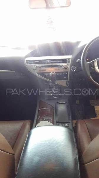 Lexus RX Series 450H 2012 Image-2