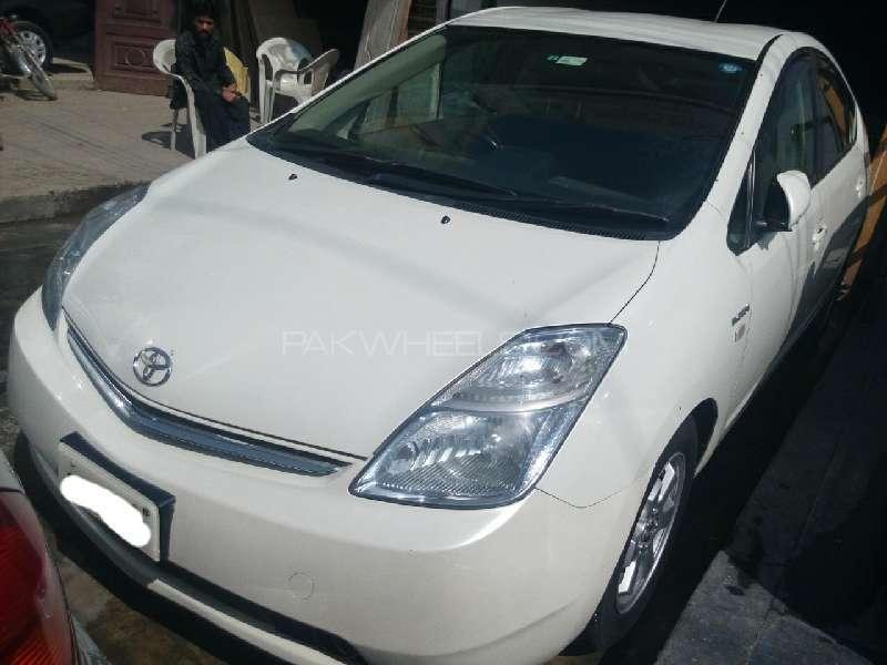 Toyota Prius G Touring Selection 1.5 2007 Image-2